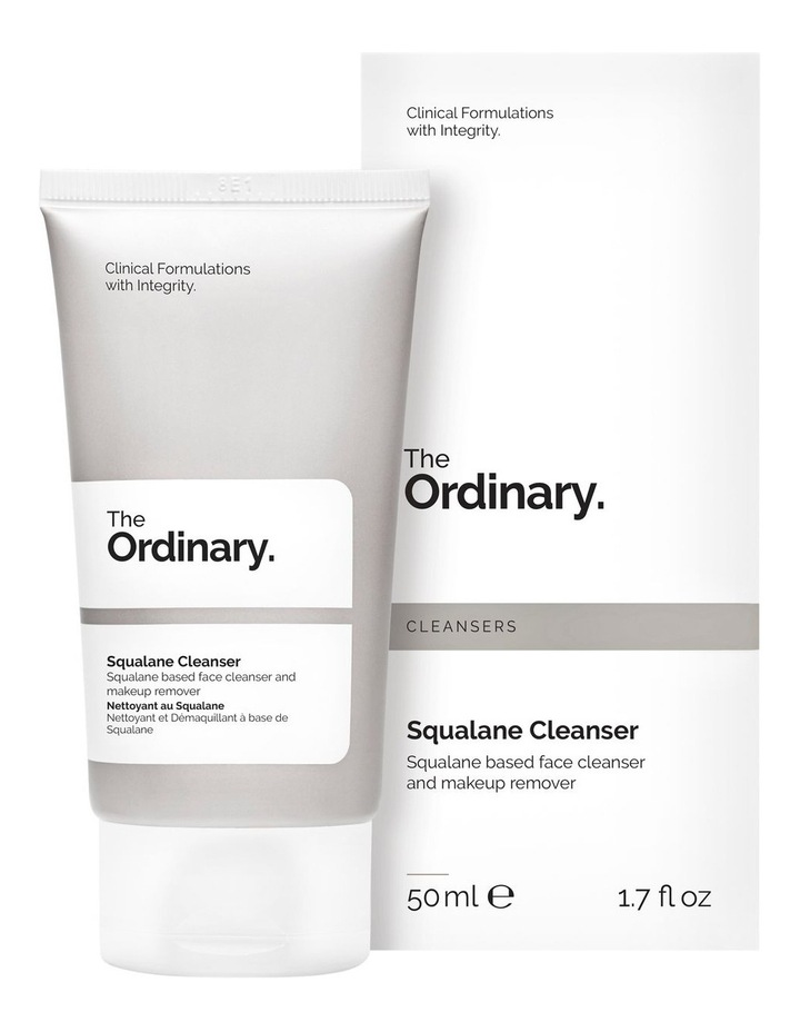 Squalane Cleanser 50ml image 2