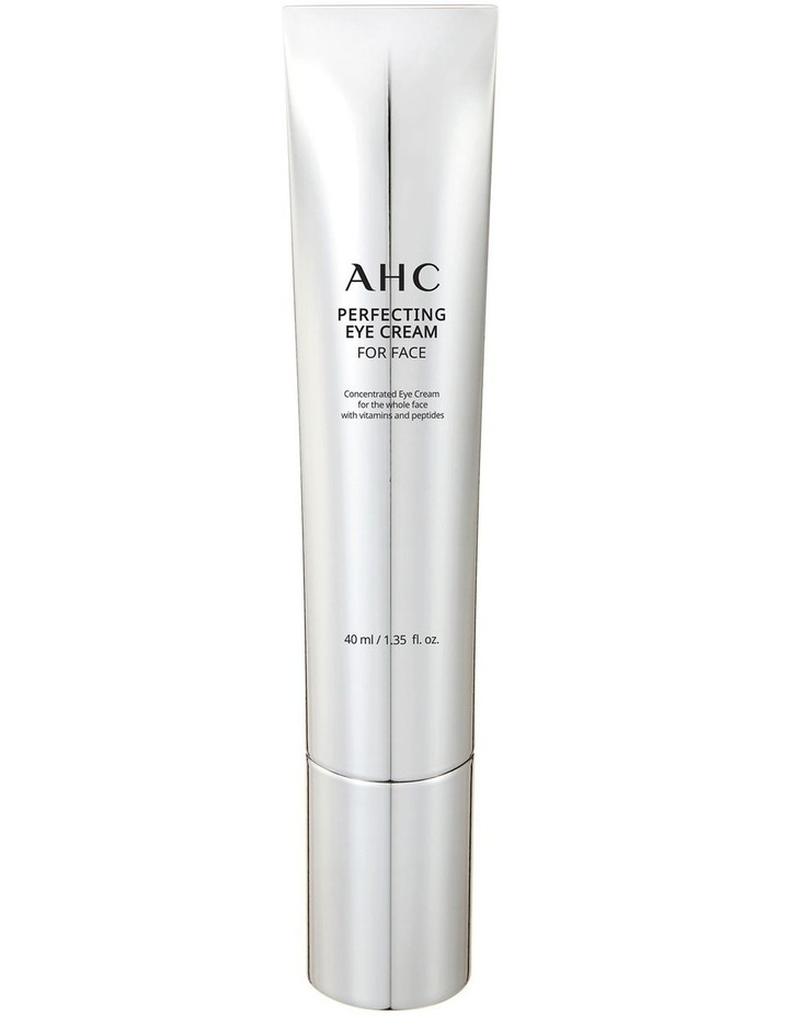 Perfecting Eye Cream for Face 40ml image 1