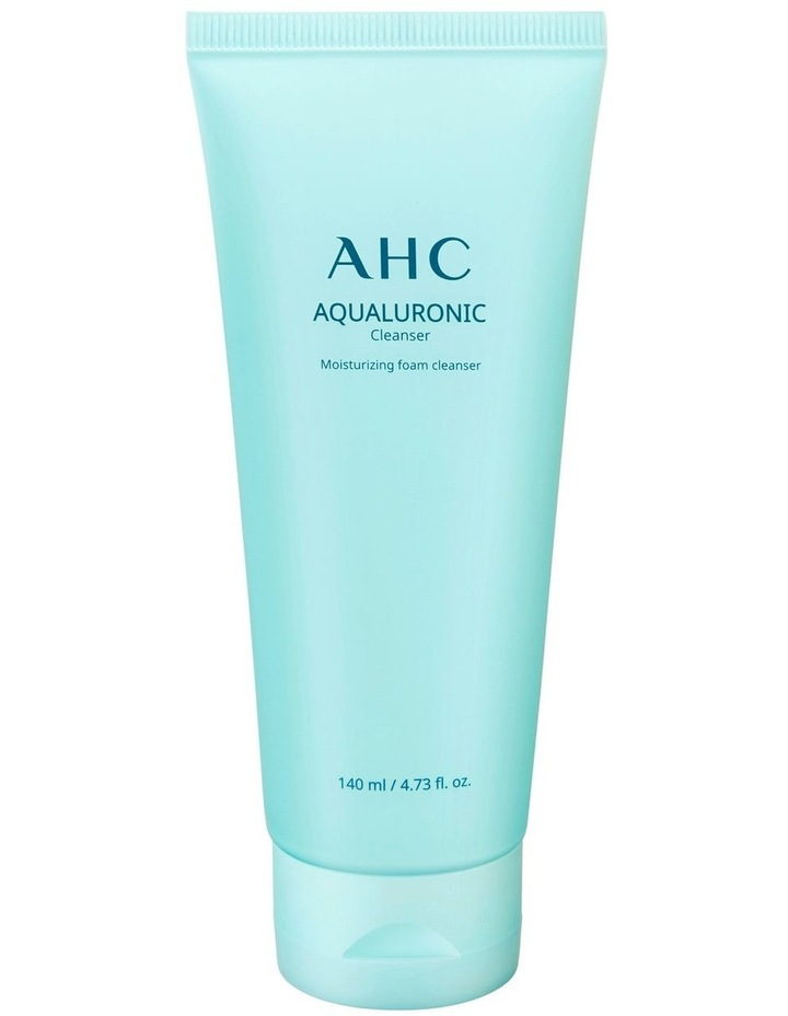 Aqualuronic Cleanser 140ml image 1