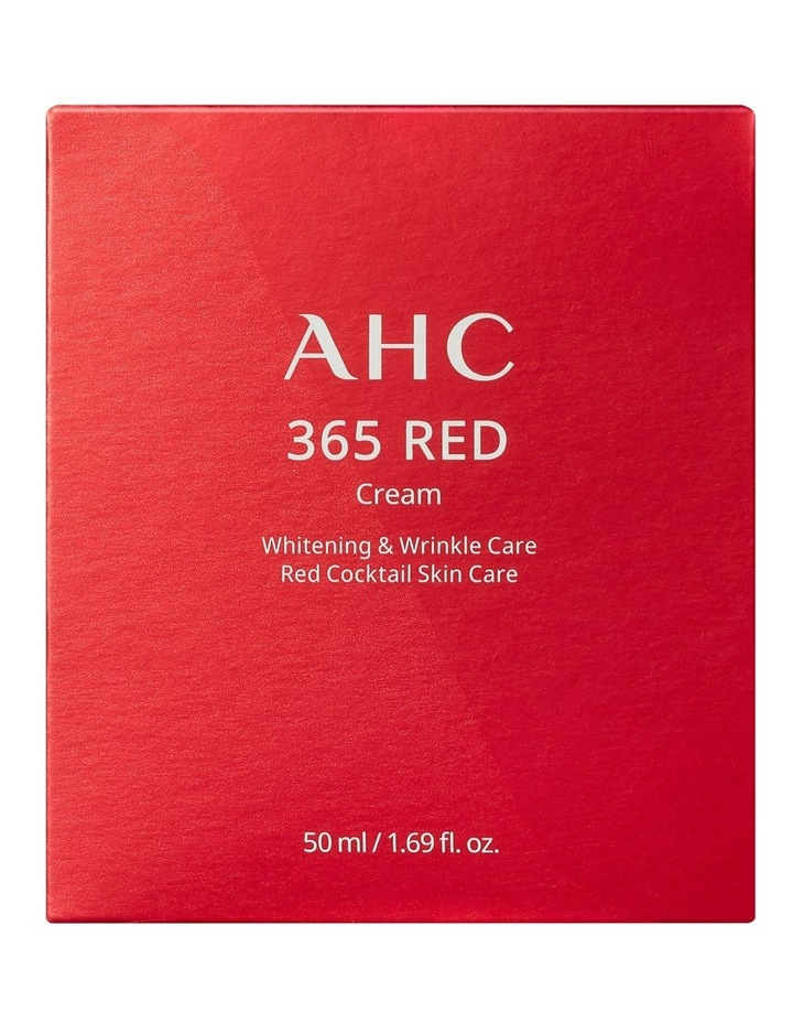 365 Red Cream 50ml image 2