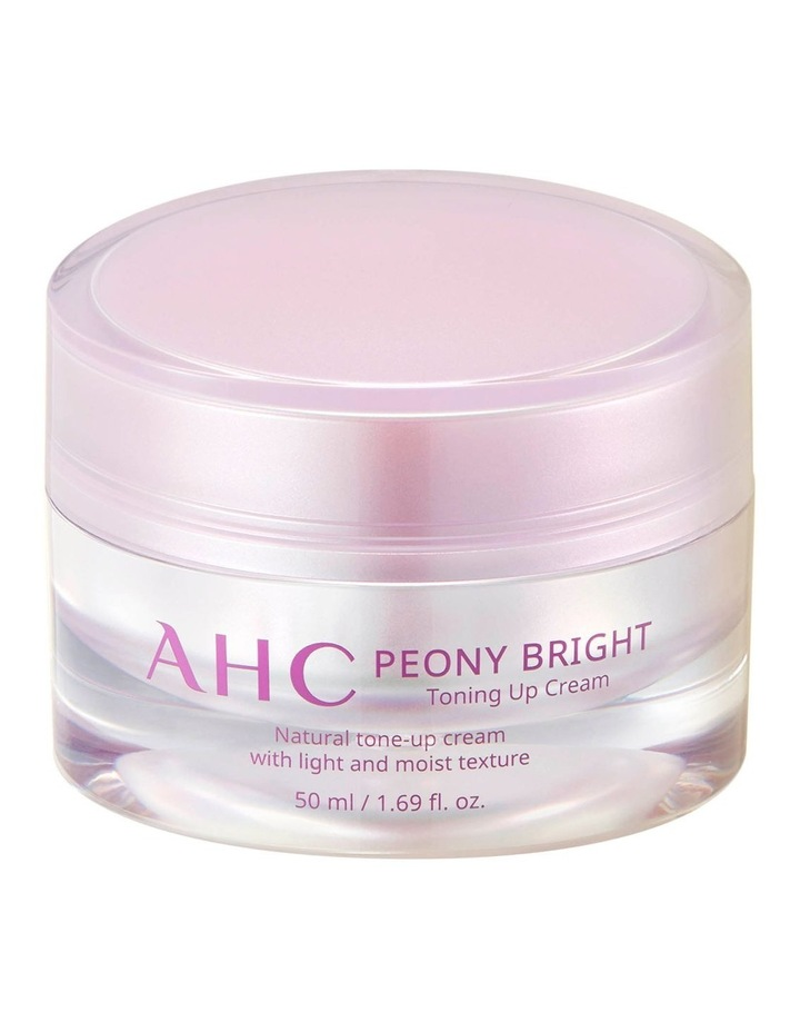 Peony Bright Toning Up Cream 50ml image 1