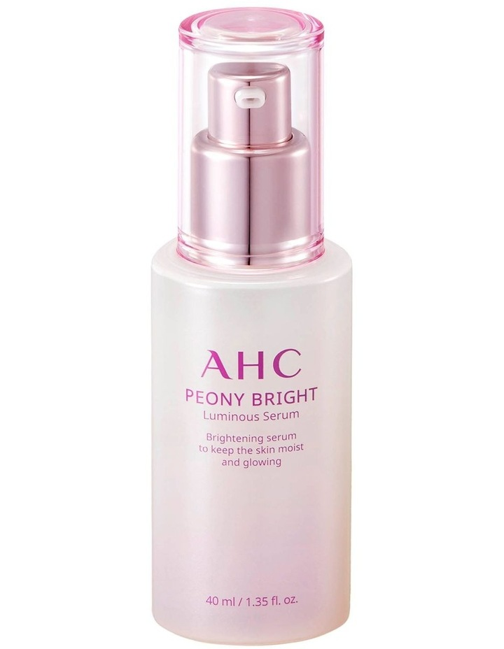 Peony Bright Luminous Serum 40ml image 1