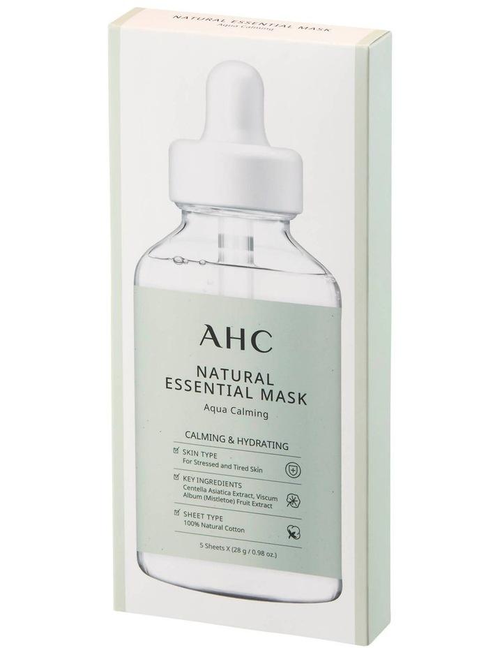 Natural Essential Mask Calming 28g x 5pk image 1
