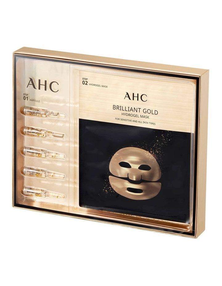 Brilliant Gold Ampoule Mask image 1