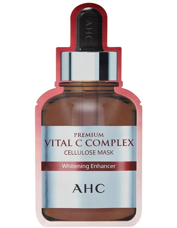 Premium Vital C Complex Cellulose Mask 27ml image 1