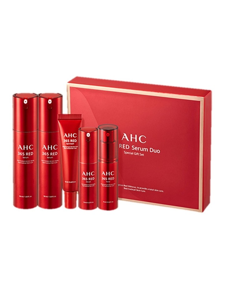 365 Red Gift Serum Duo Special Gift Set image 1
