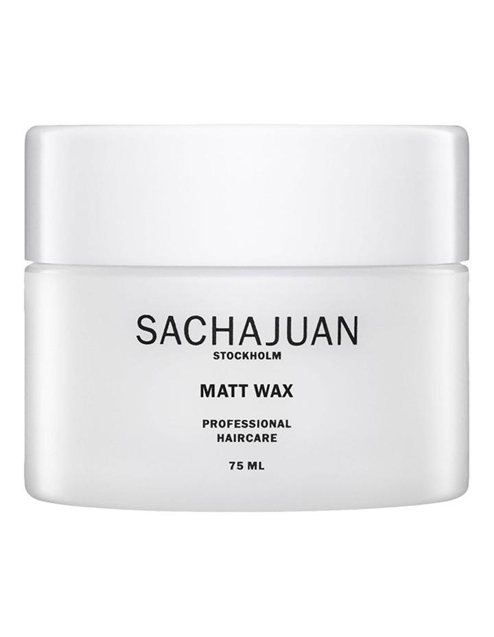 Matt Wax 75 ml image 1
