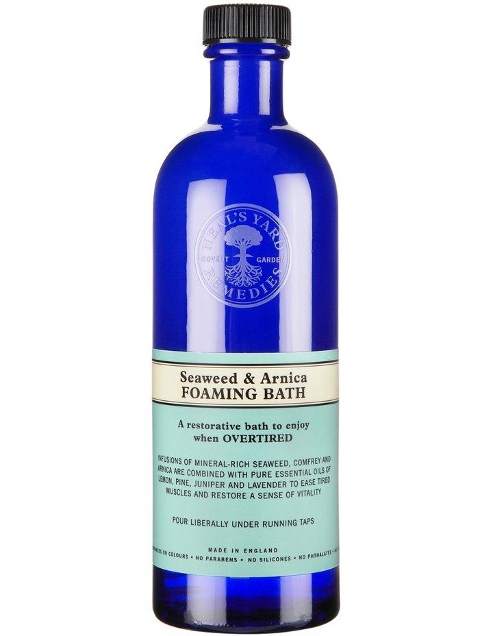Seaweed & Arnica Foaming Bath image 1