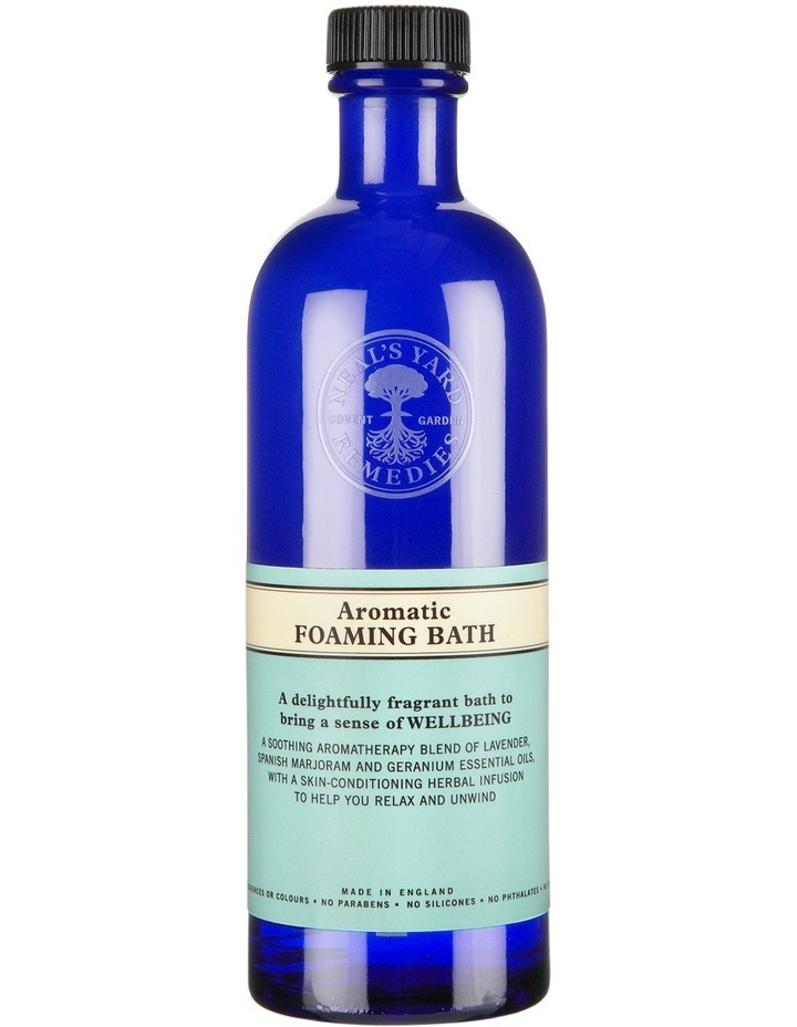 Aromatic Foaming Bath image 1