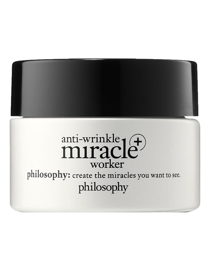 Anti-Wrinkle Miracle Worker   Line Correcting Moisturiser image 1