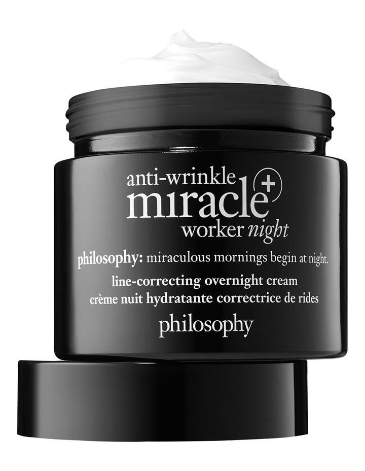 Anti-Wrinkle Miracle Worker   Line Correcting Overnight Moisturiser image 2