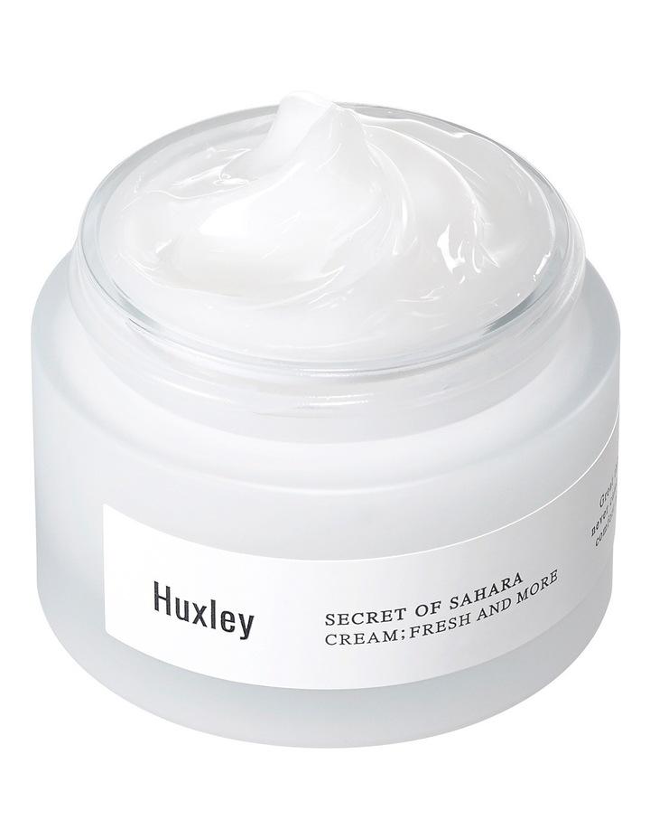 Huxley Cream; Fresh And More 50ml image 3