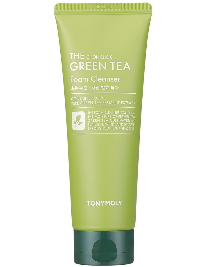 The Chok Chok Green Tea Foam Cleanser image 1