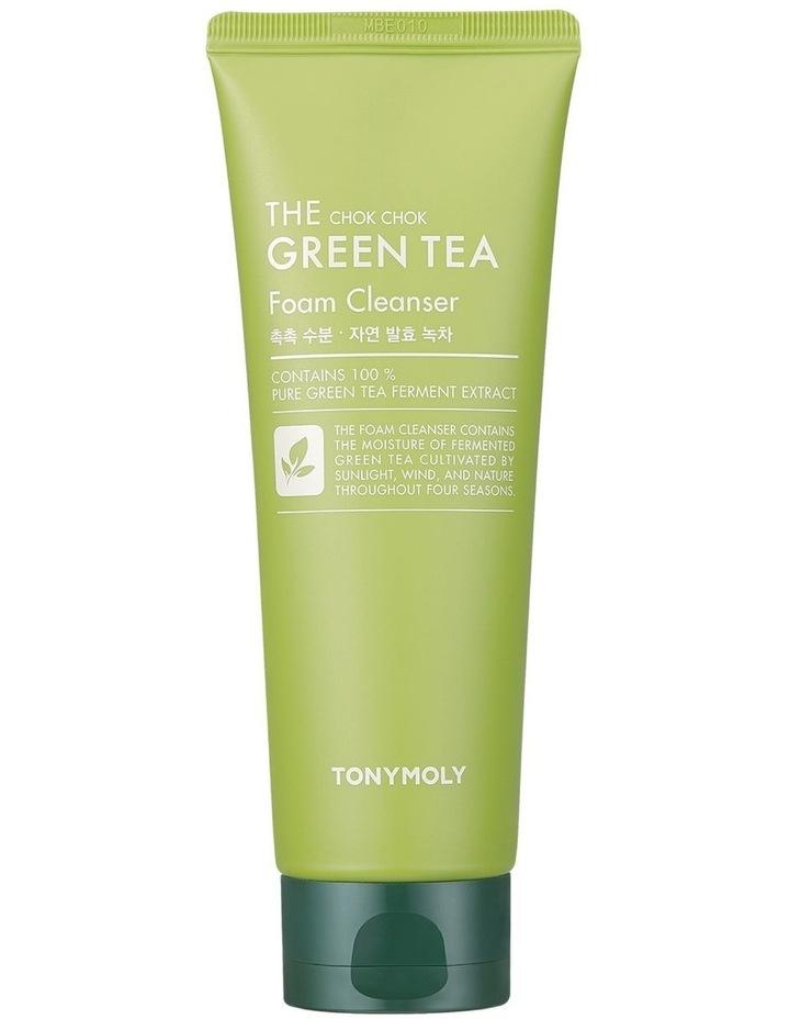 The Chok Chok Green Tea Foam Cleanser by Tonymoly