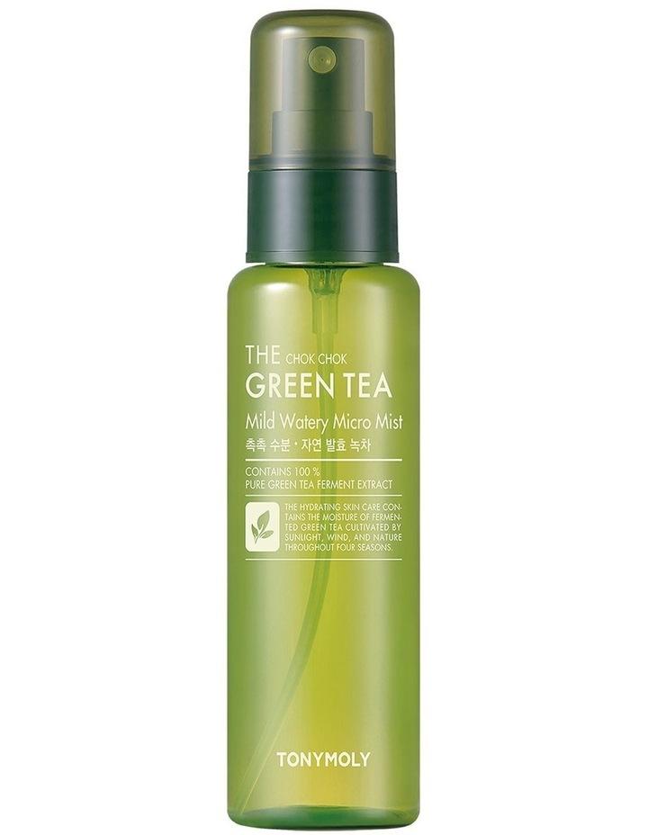 The Chok Chok Green Tea Mild Watery Mist image 1