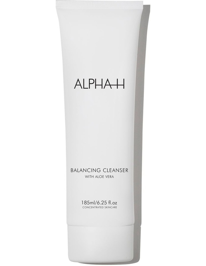 Balancing Cleanser with Aloe Vera image 2
