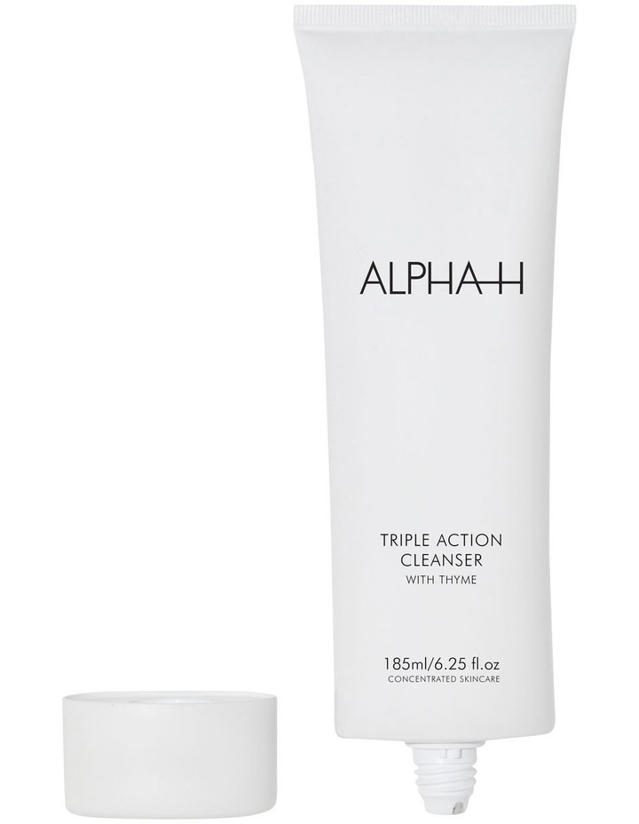 Triple Action Cleanser with Thyme image 1