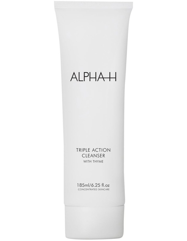 Triple Action Cleanser with Thyme image 2