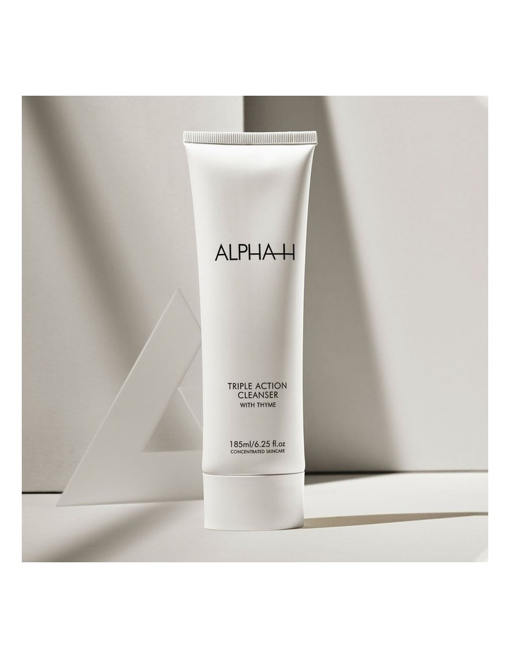 Triple Action Cleanser with Thyme image 3