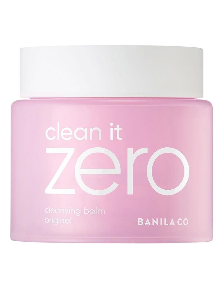 Clean it Zero Cleansing Balm Original image 1