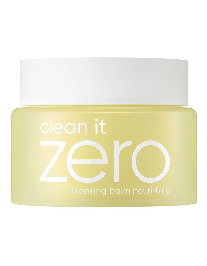 Clean It Zero Cleansing Balm Nourishing 100ml image 1