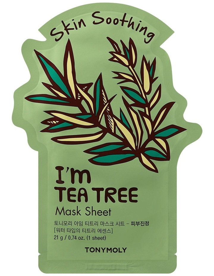 I'm Tea Tree Mask Sheet image 1