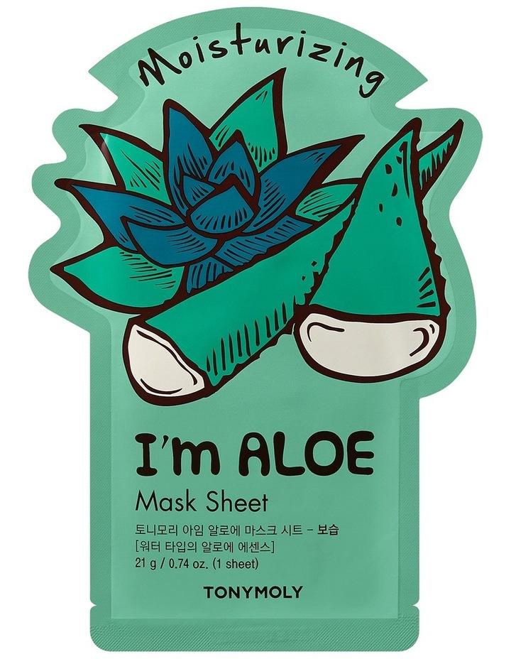 I'm Aloe Mask Sheet image 1