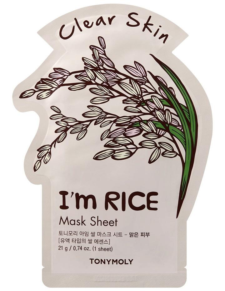 Im Rice Mask Sheet image 1
