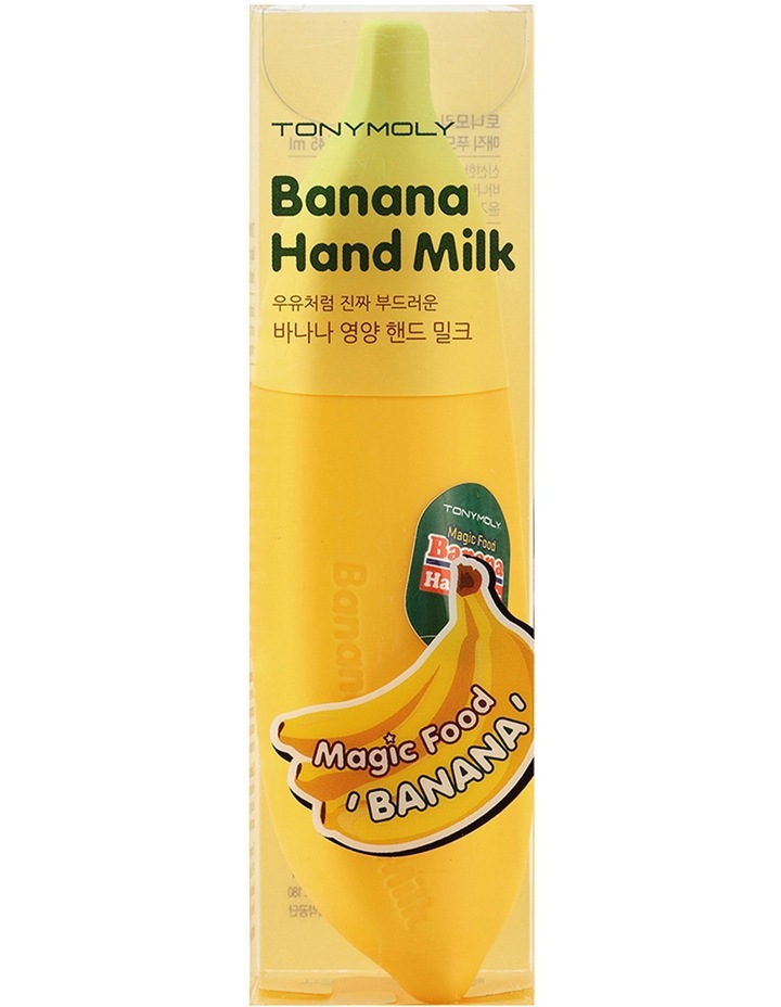 Tonymoly Magic Food Banana Hand Milk 45ml image 2