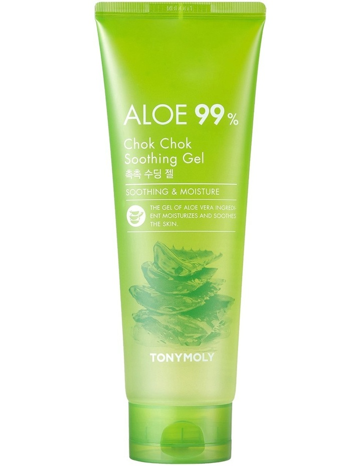 Tonymoly The Chok Chok Green Tea Essential Soothing Gel 300ml image 1