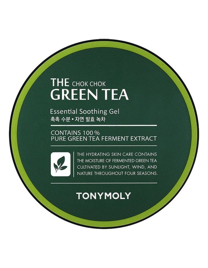 Tonymoly The Chok Chok Green Tea Essential Soothing Gel 300ml image 2