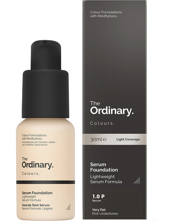 Serum Foundation image 1