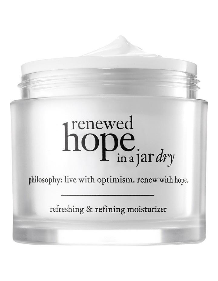 Renewed Hope In A Jar Refreshing & Refining Moisturiser For Dry Skin image 2