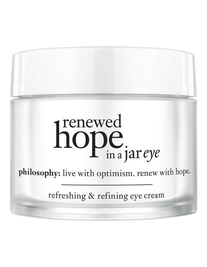Renewed Hope In A Jar Refreshing & Refining Eye Cream image 1