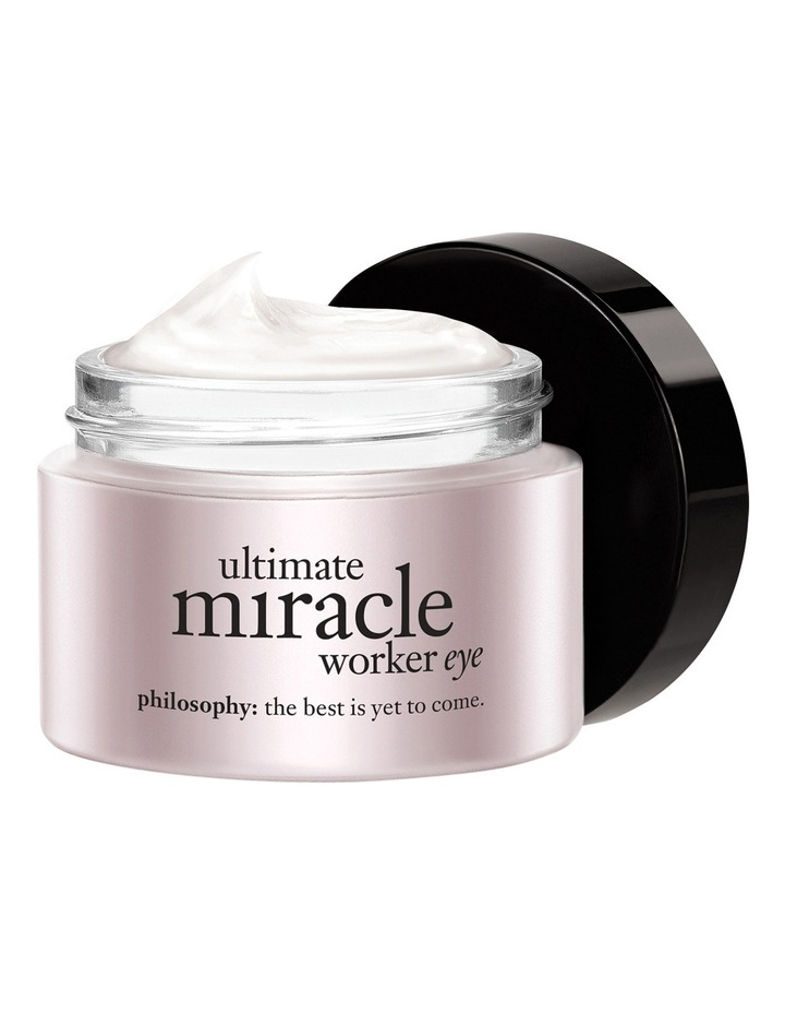 Ultimate Miracle Worker Eye Spf 15 image 1