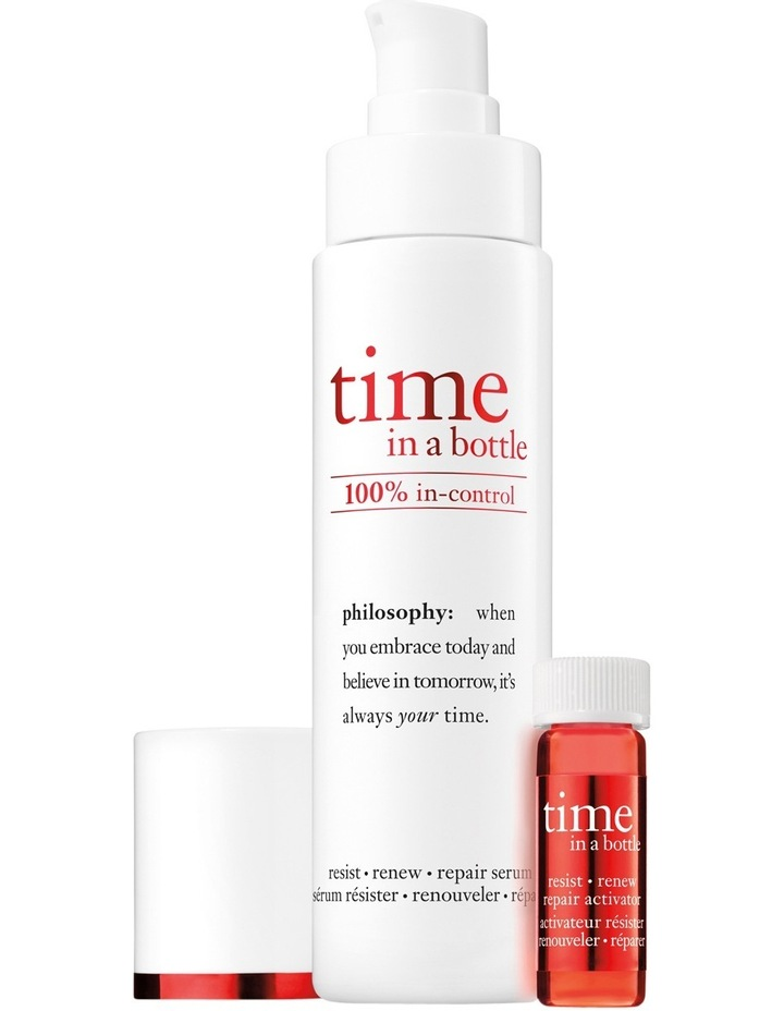Time In A Bottle 100% In-Control Serum image 1