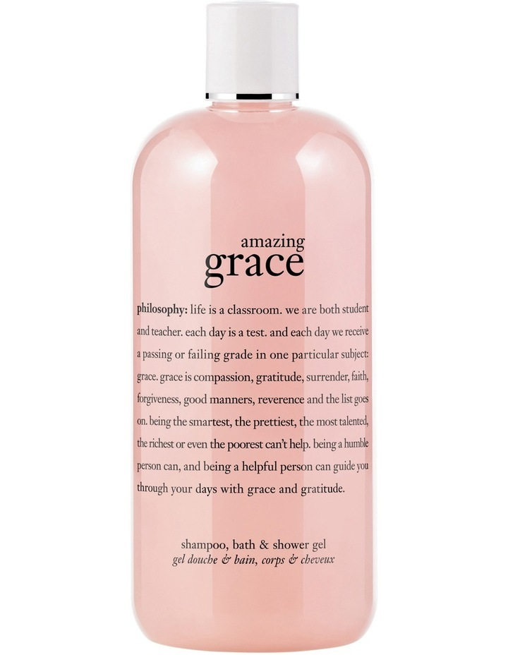 Amazing Grace Shampoo  Bath And Shower Gel image 1