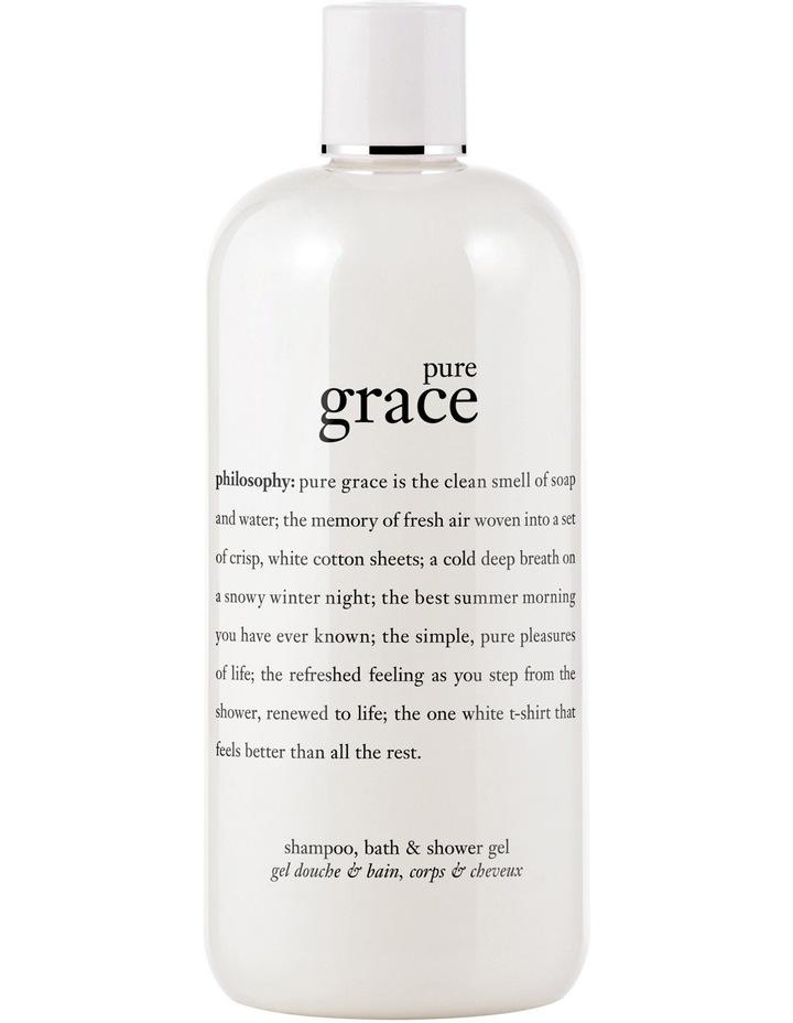 Pure Grace Shampoo  Bath And Shower Gel image 1