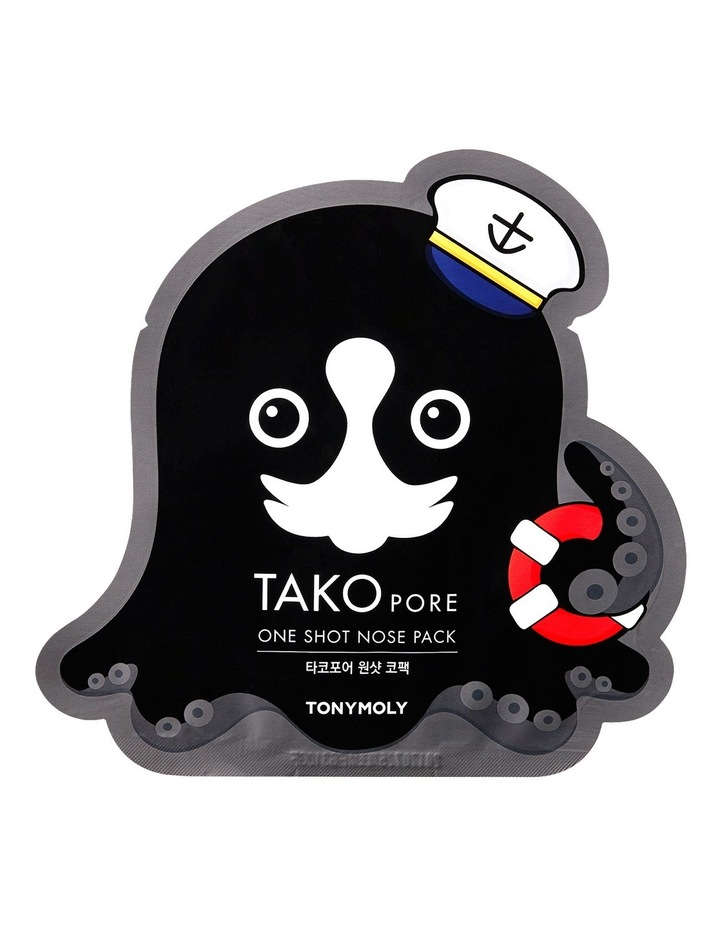 Takopore One Shot Nose Pack image 1