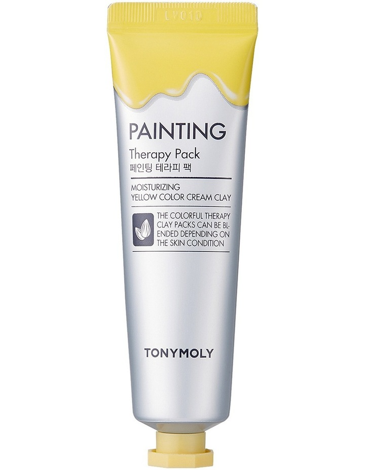 Painting Therapy Pack Moisturizing Yellow image 1