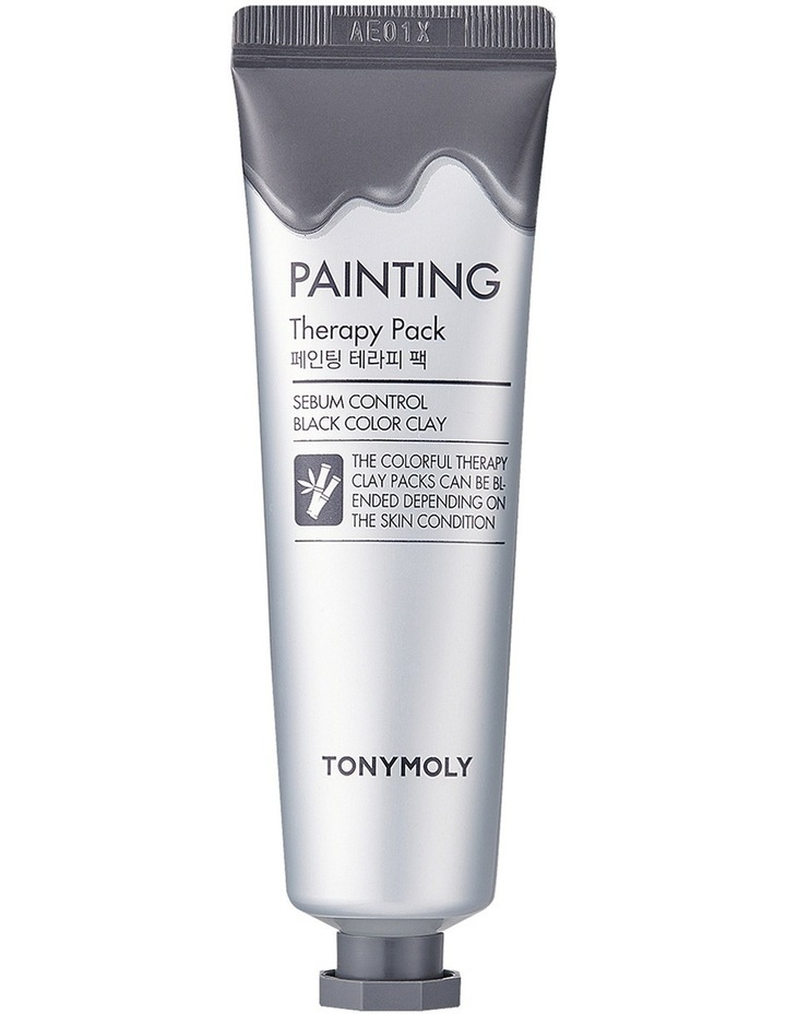 Painting Therapy Pack Sebum Control Black image 1