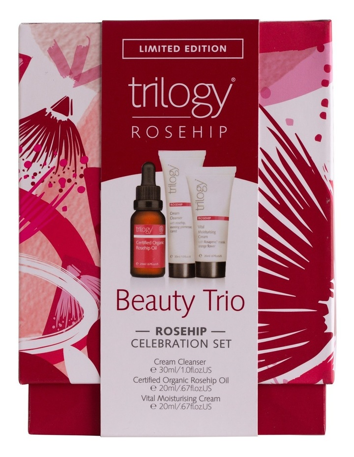 Beauty Trio Rosehip Set image 1