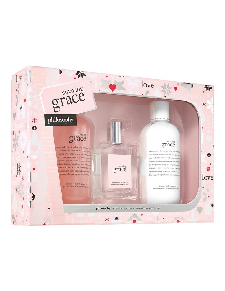 Amazing Grace EDT set image 1