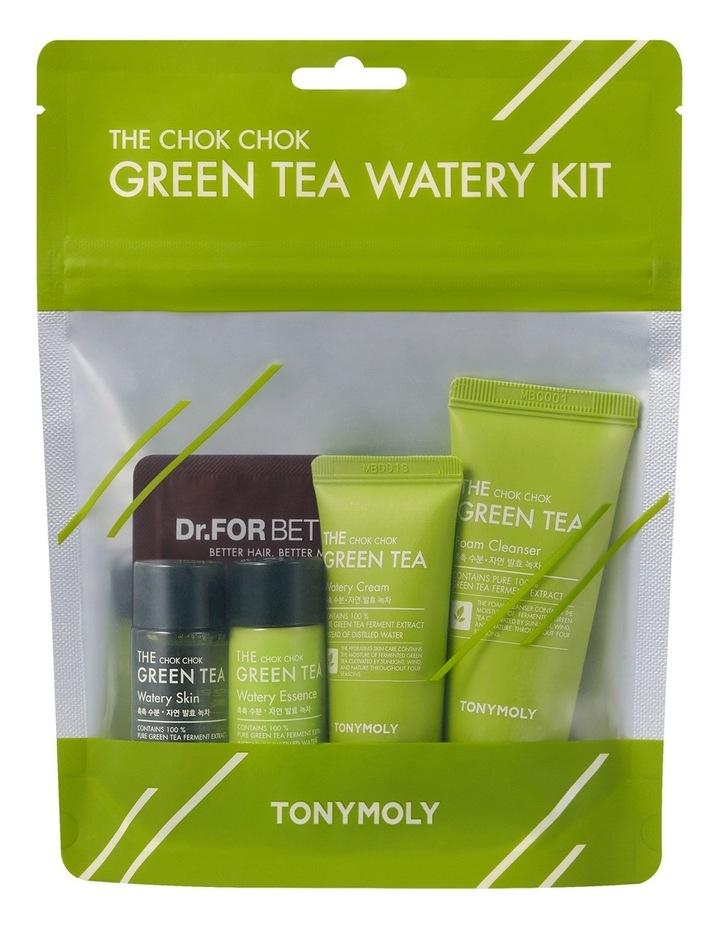 The Chok Chok Green Tea Watery Kit image 1