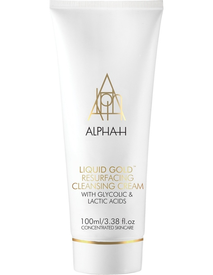 Liquid Gold Resurfacing Cleansing Cream 100ml image 1