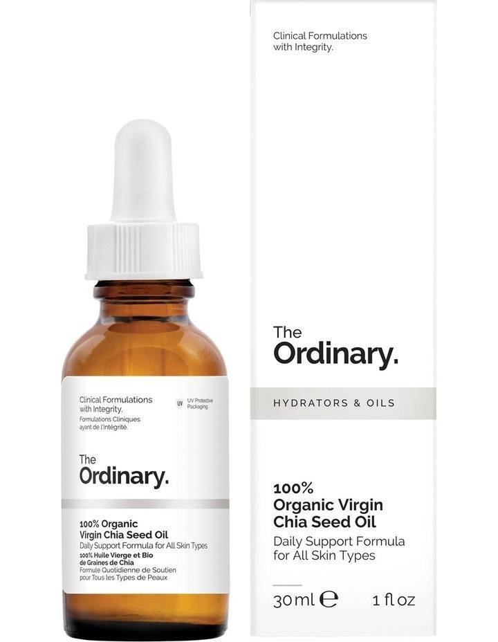 100% Organic Virgin Chia Seed Oil - 30ml image 1