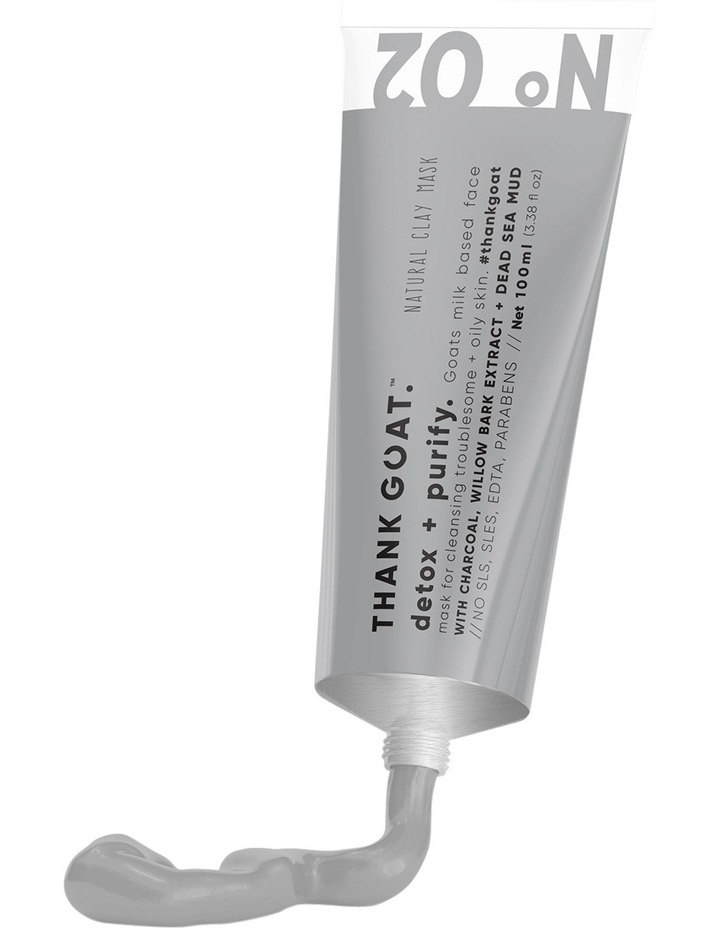 Detox   Purify Mask 100ml image 1
