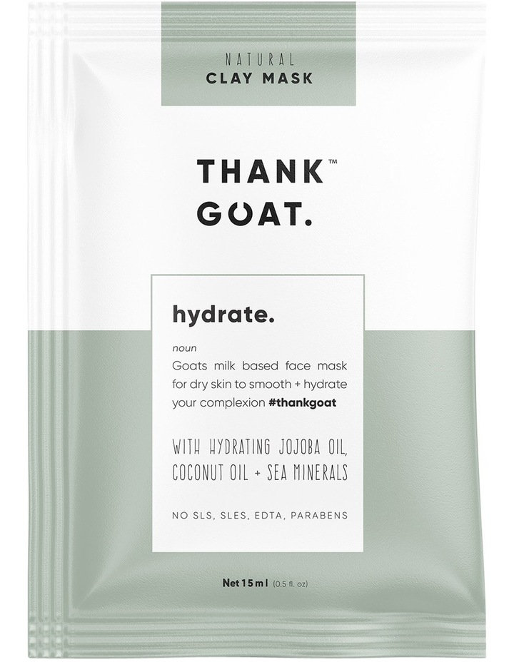 Hydration Mask Sheet 1pc image 1