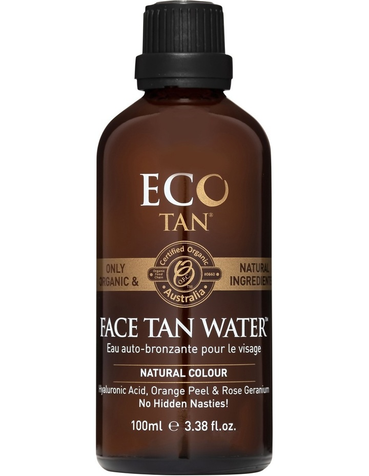 Face Tan Water image 1