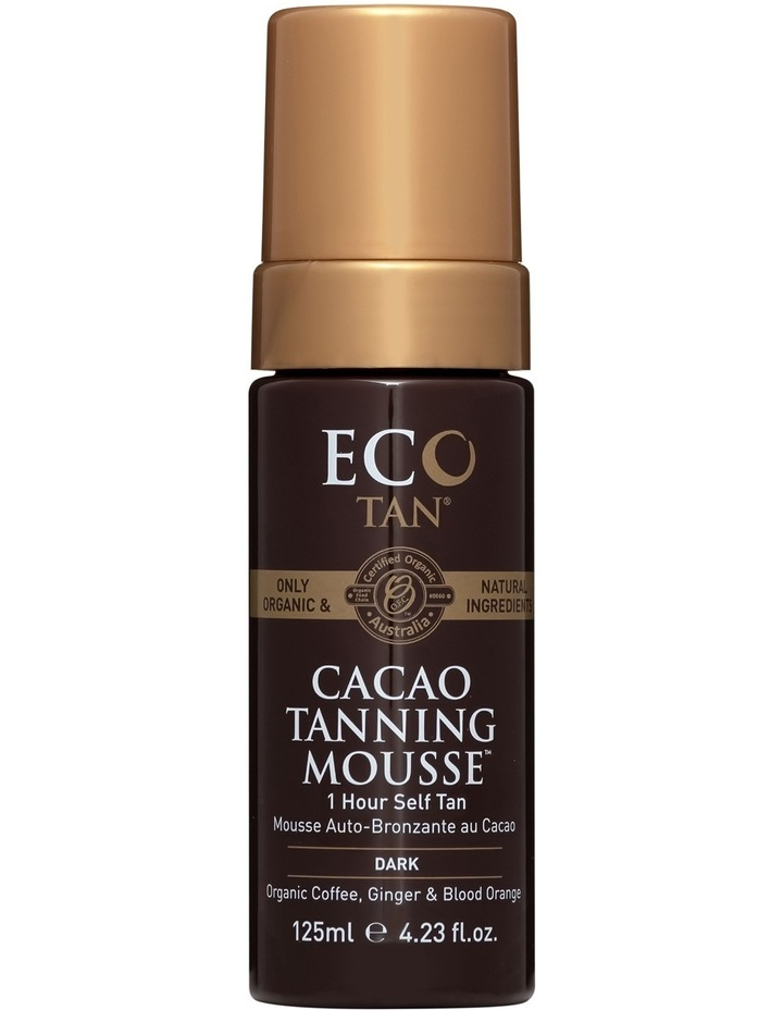 Cacao Tanning Mousse image 1